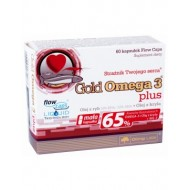 Olimp Nutrition Gold Omega 3 65% plus vit. E (60 капс)